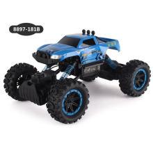 Brinquedo controlado sem fio remoto novo do carro de corridas das crianças fora do veículo do explorador da estrada