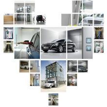 Ascenseur de voiture de stationnement mobile automatique d'ascenseur de véhicule de garage de sous-sol