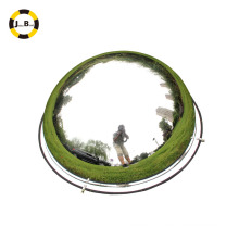 80cm acrylic full dome convex mirror
