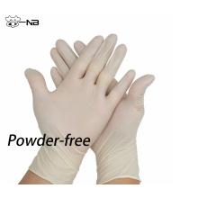 Нестерильные латексные перчатки для осмотра / одноразовые перчатки