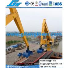 500tph Power Plant Hydraulic Equiriblium Crane