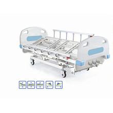 Manuel Four Crank Rolling Medical Bed