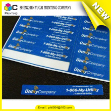 Inexpensive Products factory direct sales custom pvc label