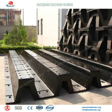 Salable Marine Rubber Fenders/Boat Bumpers for Sea Port and Wharf