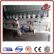 Exhaust emission standard nonwoven bag dust collector