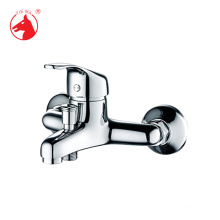 Hot Cold water brass popular shower hose bathtub faucet