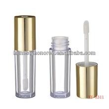 Lip gloss maquiagem lipgloss tubo recipientes