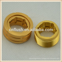 Custom made machining aluminium products