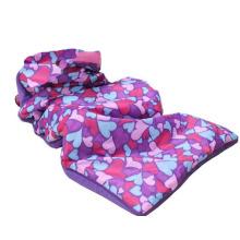 Sac de couchage épais en polyester pour enfants automne et hiver