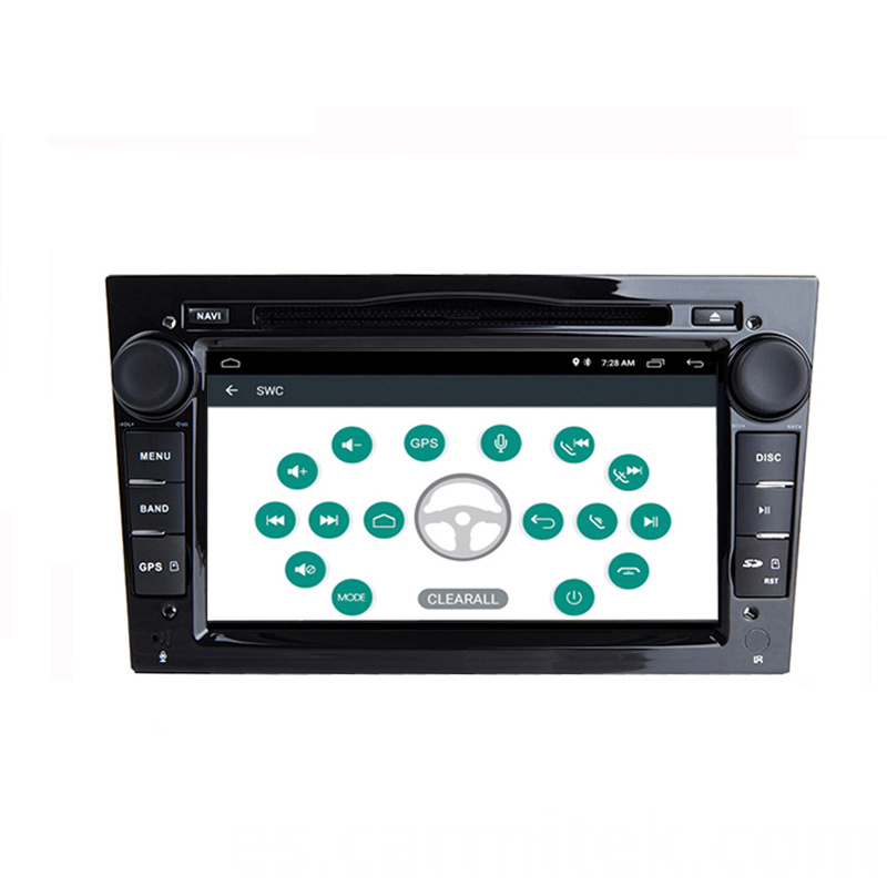 Android Car Dvd for Antara Zafira Corsa Vivaro