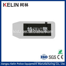 Escudos de braço de polícia FBP-BS-AD-TH02 anti-escudos de motim