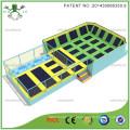 Safety Outdoor Large Trampoline Park for Kids