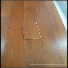 Un suelo de madera dura Merbau Engineered Grade