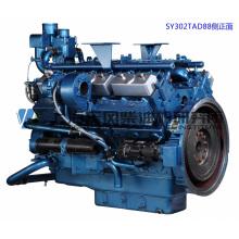 Motor da 138 série