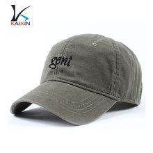 выдвиженческий изготовленный на заказ ковбой 6 панелей brim краткости высокого качества простой вышивке жесткий различным видам спорта бейсбол шляпы и шапки
