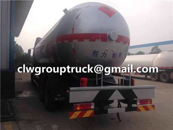 LPG Tank Rear