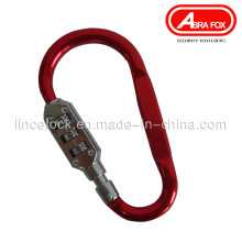 Combination Backpack Lock (522A)