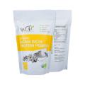 Food Packaging Stand up Pouches with Ziplock Zipper Coffee Spice Food Packaging Printed Plastic Bag with Logo