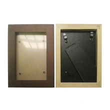 with Glass Wooden Photo Frame for Home Decoration