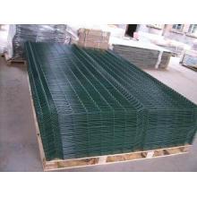 Geschweißte Zaunplatte (WP-001)