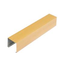 high quality reasonable price  u shape  aluminum fall ceiling design
