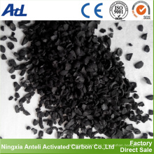 Carbón activado impregnado de plata para la venta