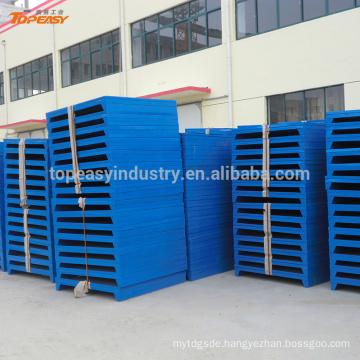 ODM wholesale heavy duty steel euro pallet 1200 x 800