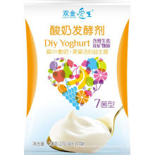 Yogur sano probiótico con culturas vivas uk