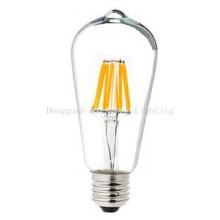 St64 3.5W 220V COB IC Driver LED Filament Bulb
