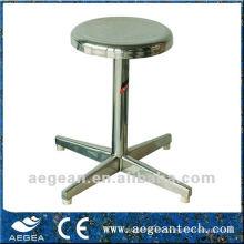 AG-NS009 Hot sales!!! 304 stainless steel Standard Operators Stool