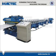 Quality auto roof / wall color steel tile forming machine