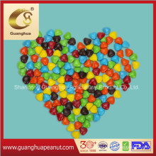 Hot Sale Chocolate Beans Stone with Ce