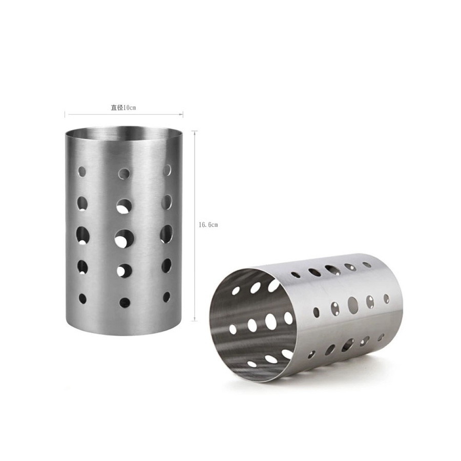 Kitchen Utensils Holder Stainless Steel