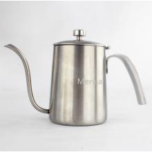 Hervidor de café de acero inoxidable de 600 ml