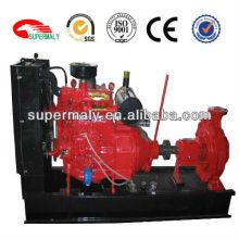 Pompe à eau CE alimentée par diesel