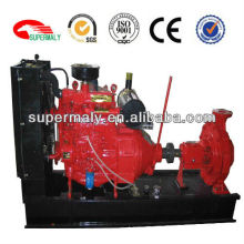 CE water pump powered by diesel