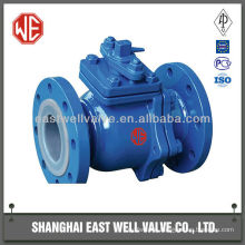 PTFE-Lined Ball Valve