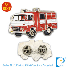 Feuer-Rettungs-Auto-Pin-Abzeichen in der reizenden Art als Geschenk