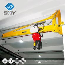 Henan Yuntian wall mounted cantilever cranes, 3ton light duty jib/cantilever cranes