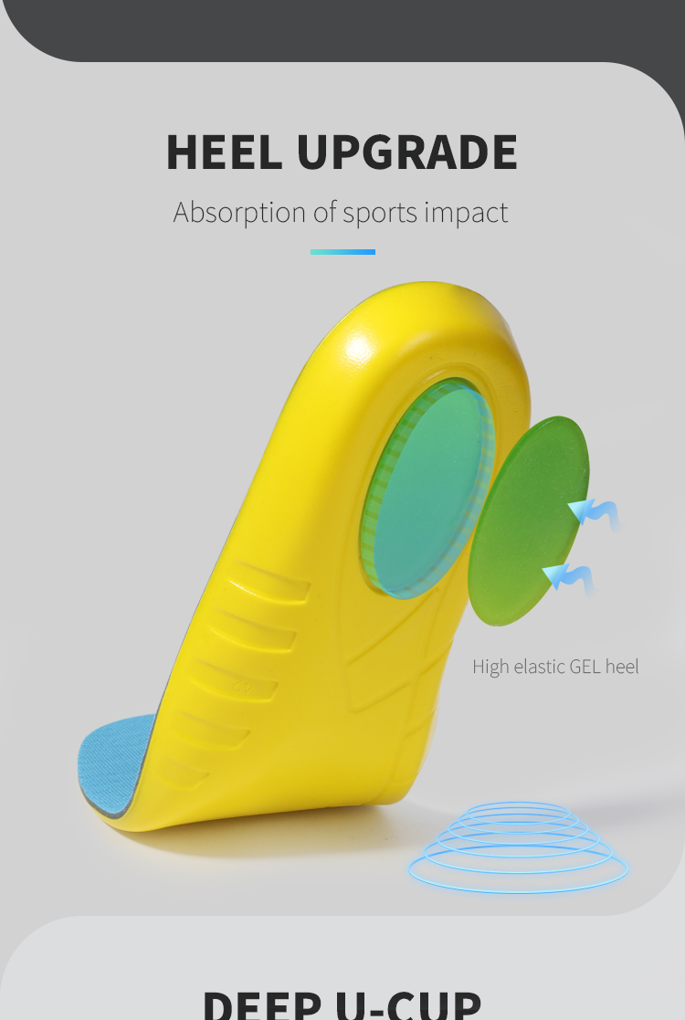 absorption of sports impact