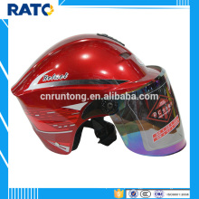 Capacete de capacete de motocicleta único de 2016 mais popular