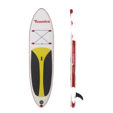 Inflatable Paddle Board Marine Temperament Stand SUP Paddle Board with Repair Kit
