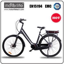 elektrisches Fahrrad 2017 / 700C 36V 250W mittleres BewegungsE-bike / bestes Verkaufselektromotorrad