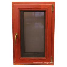 Aluminium + Wood Window (AW-C006)