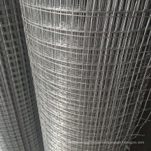Fencing net iron wire mesh 1/4 inch galvanized welded wire mesh for construction