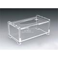 Customized acrylic card storage box