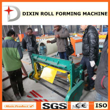 High Quality Pedal Steel Sheet Cutting Machine