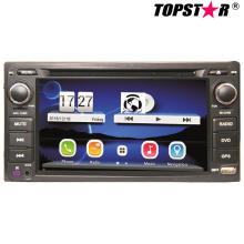Универсальный автомобильный DVD-плеер с двойным DIN 2DIN 6.5inch для Toyota с системой вздрагивания Ts-2650-2
