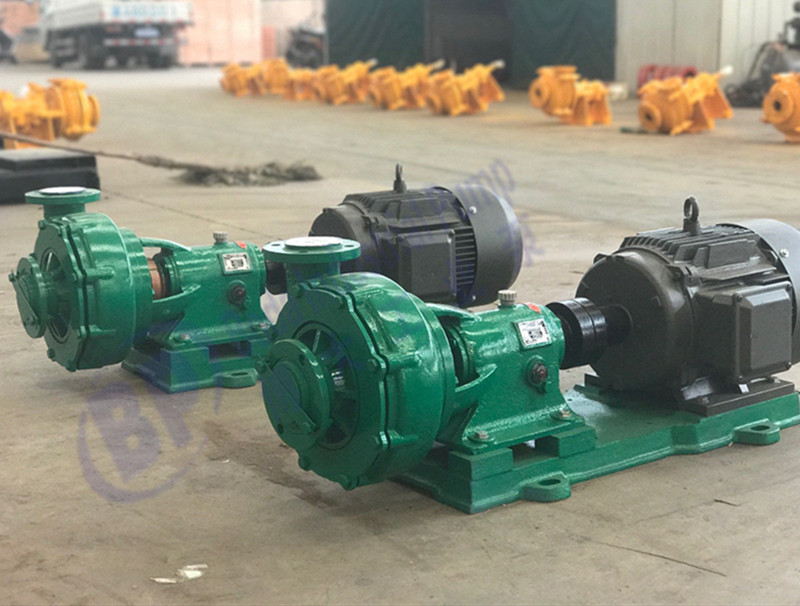 Uhb Zk Slurry Pump