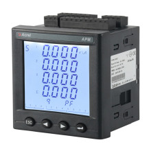 SD card expansion record modbus tcp power meter